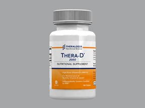 THERA-D 2000 TABLET