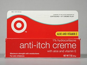 ANTI-ITCH CREME 1% CREAM