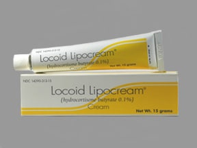 LOCOID 0.1% LIPOCREAM