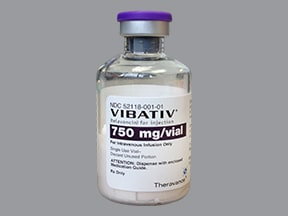 VIBATIV 750 MG VIAL