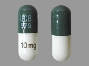 METADATE CD 10 MG CAPSULE