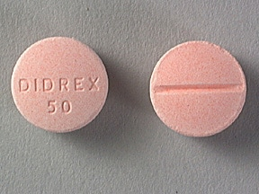DIDREX 50 MG TABLET