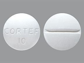 CORTEF 10 MG TABLET