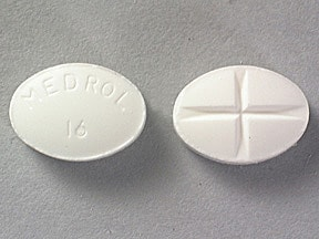 MEDROL 16 MG TABLET