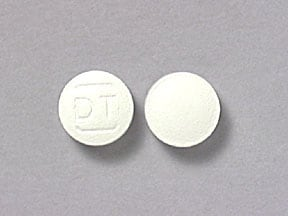 TOLTERODINE TARTRATE 2 MG TAB