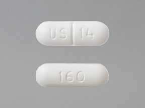 SORINE 160 MG TABLET