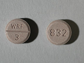 JANTOVEN 3 MG TABLET