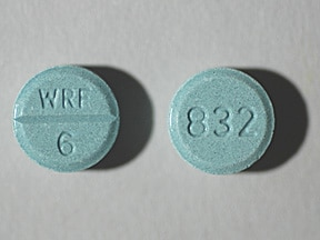 JANTOVEN 6 MG TABLET