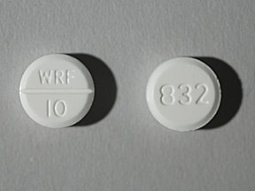 JANTOVEN 10 MG TABLET
