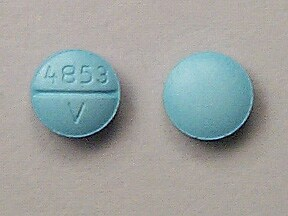 OXYBUTYNIN 5 MG TABLET