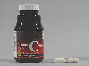 VITAMIN C 1,000 MG CAPLET