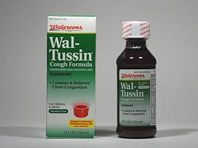 ADULT WAL-TUSSIN LIQUID