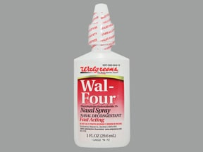WAL-FOUR 1% NASAL SPRAY