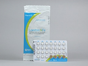 LOESTRIN 24 FE TABLET