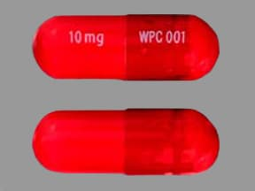 DIBENZYLINE 10 MG CAPSULE