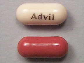 ADVIL 200 MG GEL CAPLET