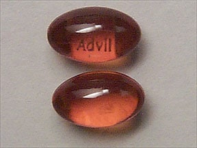ADVIL MIGRAINE 200 MG CAPS