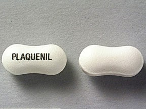 PLAQUENIL 200 MG TABLET