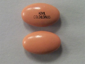 ADVIL COLD & SINUS CAPLET