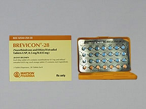 BREVICON 28 TABLET