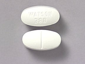 HYDROCODON-ACETAMINOPH 2.5-500
