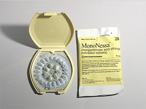 MONONESSA 28 TABLET