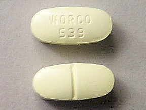 NORCO 10-325 TABLET