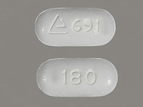 MATZIM LA 180 MG TABLET