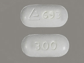 MATZIM LA 300 MG TABLET