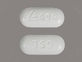 MATZIM LA 360 MG TABLET