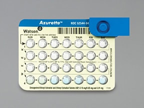 AZURETTE 28 DAY TABLET