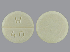 DIGOXIN 0.125 MG TABLET