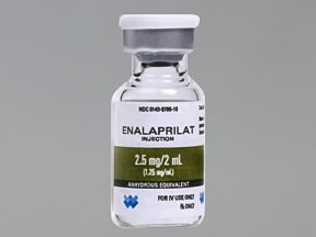 ENALAPRILAT 2.5 MG/2 ML VIAL