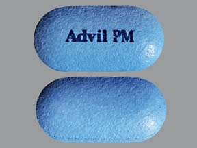 ADVIL PM CAPLET