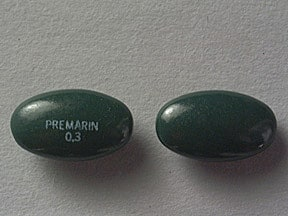 PREMARIN 0.3 MG TABLET