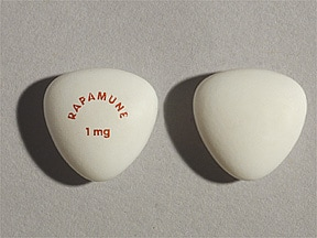 RAPAMUNE 1 MG TABLET