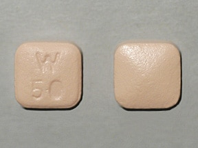 PRISTIQ ER 50 MG TABLET