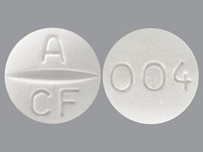 ATACAND 4 MG TABLET