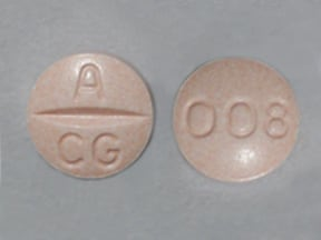 ATACAND 8 MG TABLET