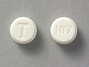 TENORMIN 25 MG TABLET