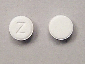 ZOMIG ZMT 2.5 MG TABLET