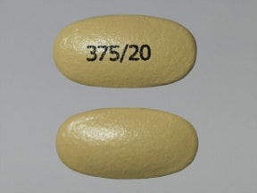 VIMOVO DR 375-20 MG TABLET