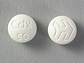 CASODEX 50 MG TABLET